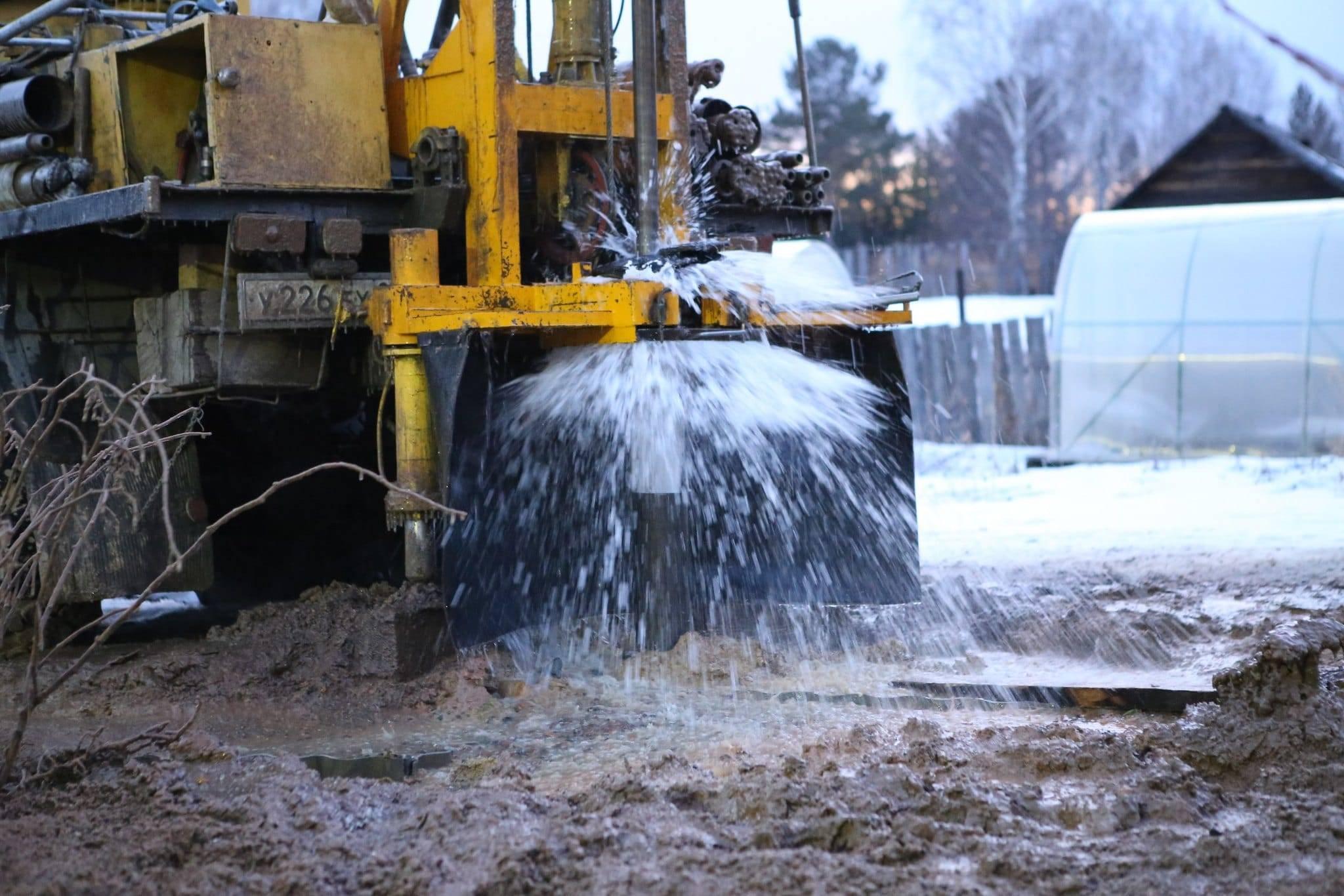 Регистрация скважины на воду: закон и глубина скважины, порядок регистрации