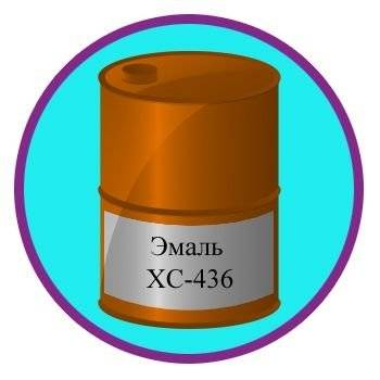 Применение и свойства эмали марки хс-759, правила нанесения на поверхности