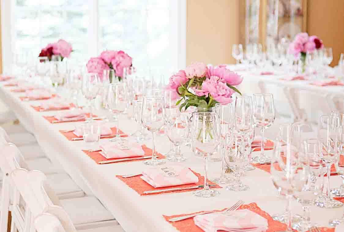 Оформление свадебного стола своими руками: интересные идеи