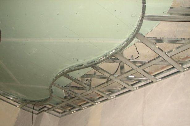 Как сделать Многоуровневые потолки из гипсокартона и натяжные своими руками с подсветкой: Пошаговая инструкция