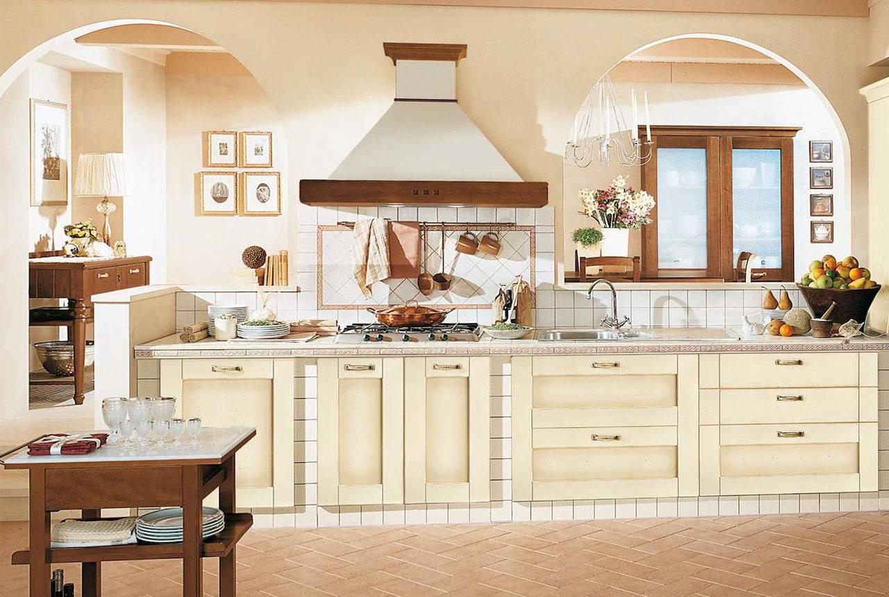 Дизайн кухни в частном доме, современная или классическая отделка и планировка столовой, красивое обустройство и оформление