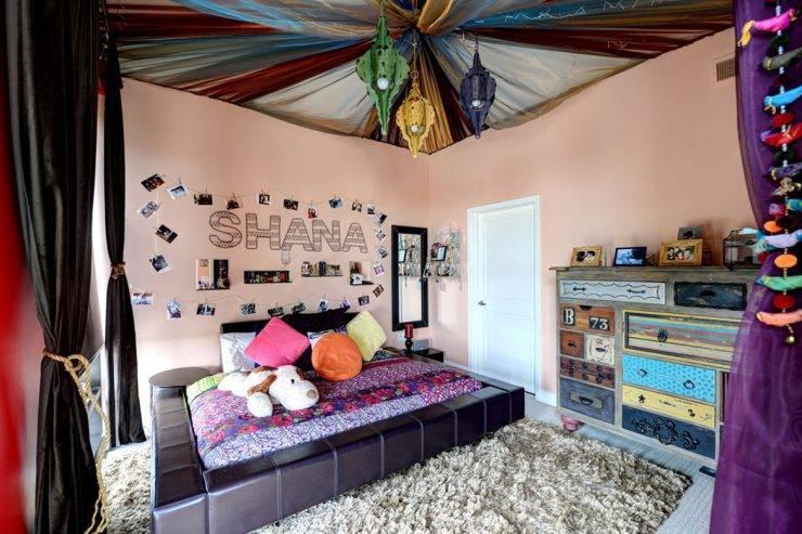 Особенности выбора натяжного потолка в детскую комнату для мальчика