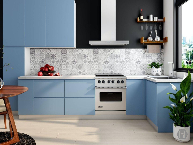 Как обновить старый кафель на кухне? обзор способов