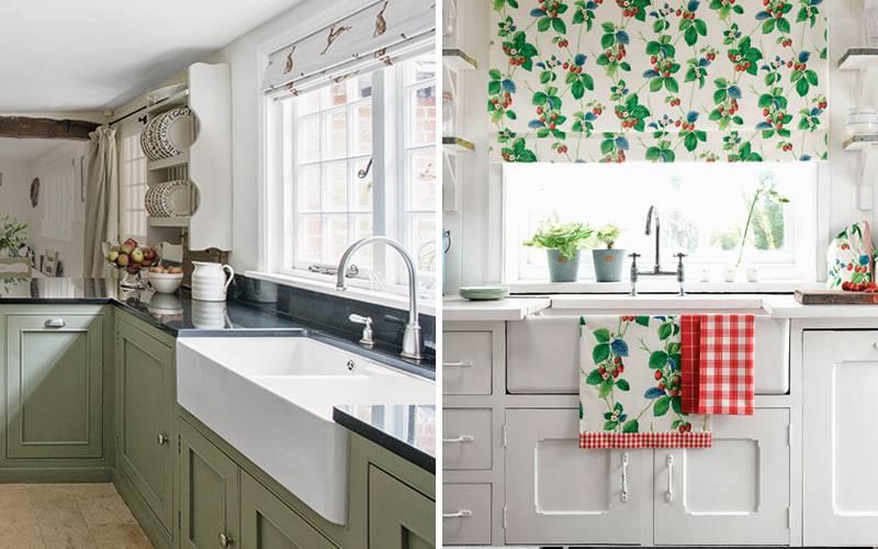 Дизайн кухни с мойкой у окна: раковина в подоконнике в хрущевке, особенности