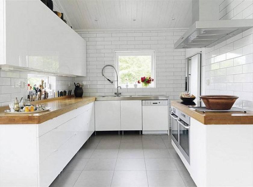 Кухня в стиле минимализм: простота и функциональность вместе