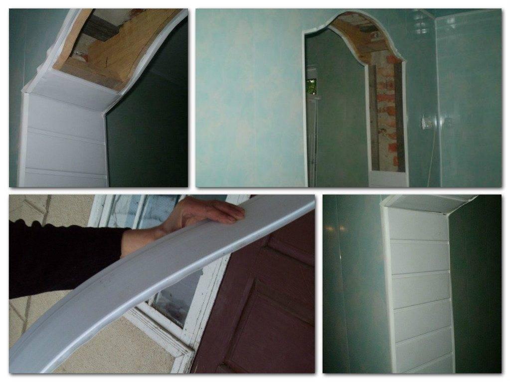Отделка декоративным камнем арок в квартире, доме: как своими руками обложить внутренние межкомнатные или дверные арочные проемы, например, на кухне и варианты, фото