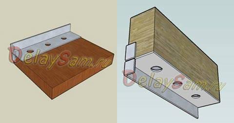 Соединение шкантами и шурупами в нагель — монтаж конструкции