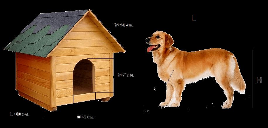 Будка для собаки: как самостоятельно построить из подручных материалов