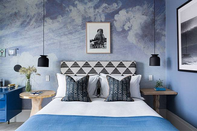 Сине-коричневая гостиная (62 фото): советы по дизайну и идеи для декора