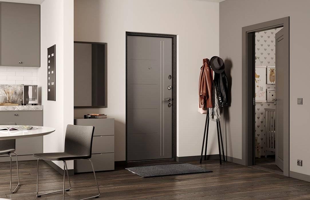 Темные двери в интерьере: преимущества и недостатки