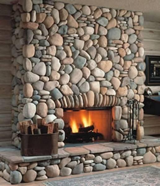 Камни для ландшафтного дизайна: 70 фото применения декоративного камня