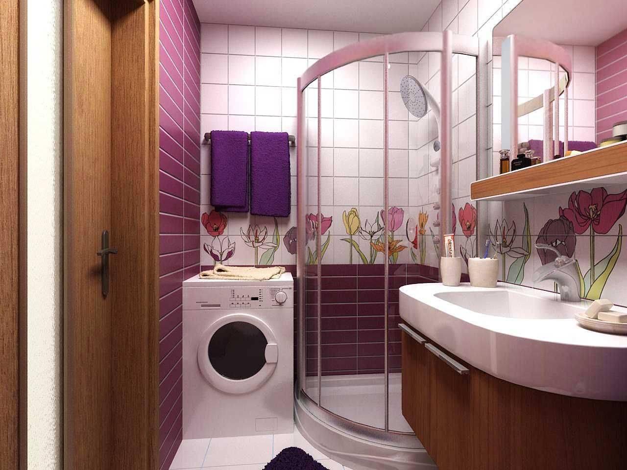 Ванная 6 кв. м.: дизайн небольшой ванной и особенности создания необходимых удобств (80 фото)