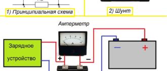 Амперметр постоянного тока: включение амперметра в цепь постоянного тока