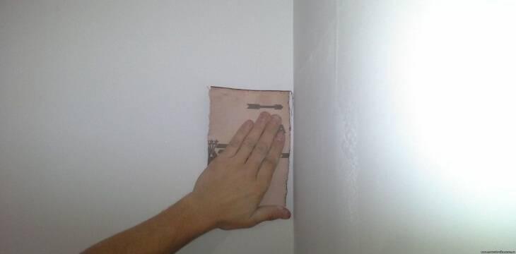 Как выровнять углы стен:разные способы