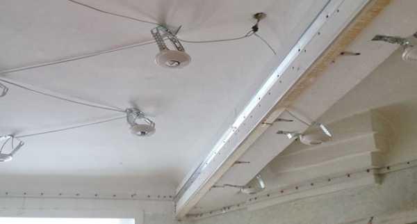 Двухуровневые натяжные потолки: делаем монтаж самостоятельно
