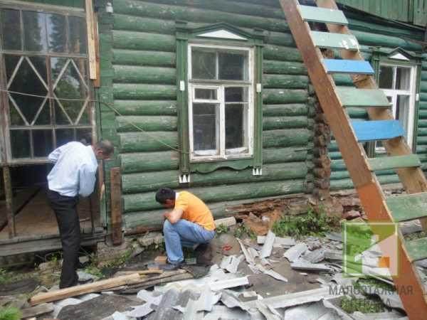 Ремонт старого деревянного дома: все этапы восстановления – от фундамента до отделки