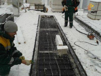 Сварочный аппарат для прогрева бетона: схема подключения, подготовительные работы и полезные советы