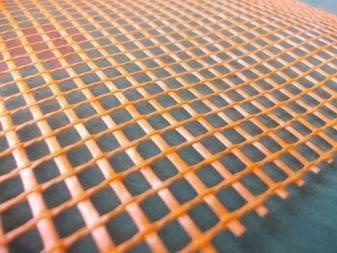 Штукатурная сетка из стекловолокна: стекловолокнистая продукция для штукатурки стен, чем крепят стеклопластиковую сетку