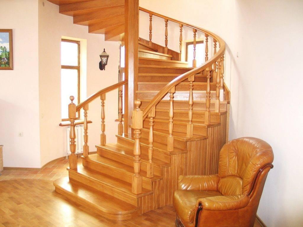 Изготовление деревянной винтовой лестницы для дома своими руками