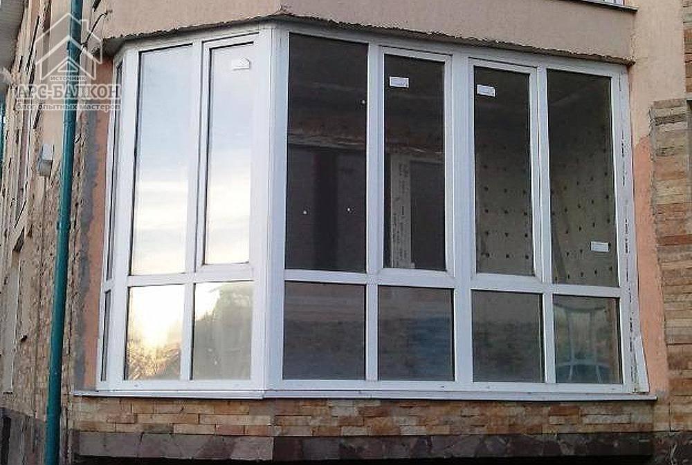 Какой может быть створка окна на балконе: все преимущества, недостатки
