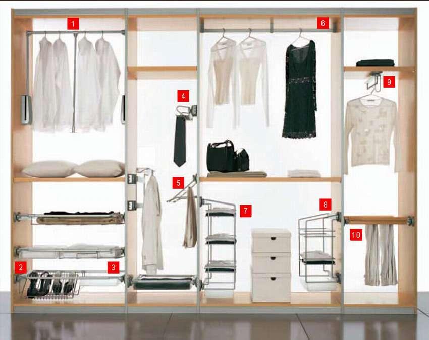 Двери для шкафа-купе: пошаговая инструкция расчета, сборки и установки своими руками (фото & видео)