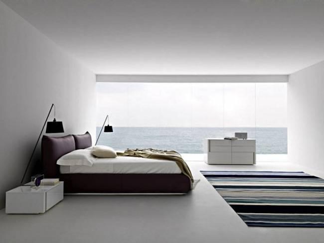 Спальня минимализм - идеи дизайна. 75 фото лаконичных интерьеров для комфортного сна и отдыха