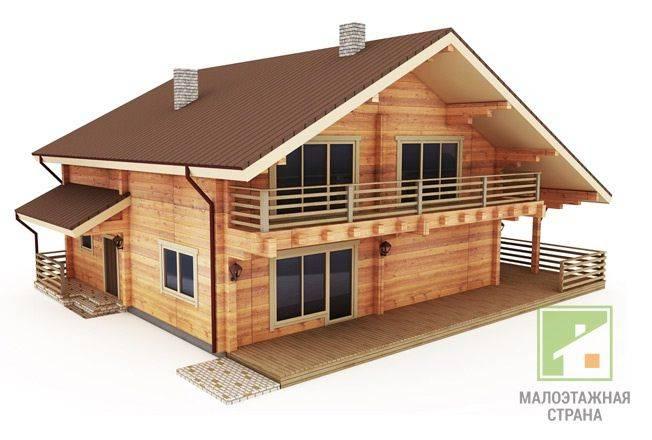 Профилированный брус камерной сушки с пропилами: видео-инструкция как построить дом своими руками, плюсы и минусы, производство, фото и цена
