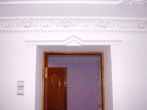 Двери без наличников в интерьере - подборка фото