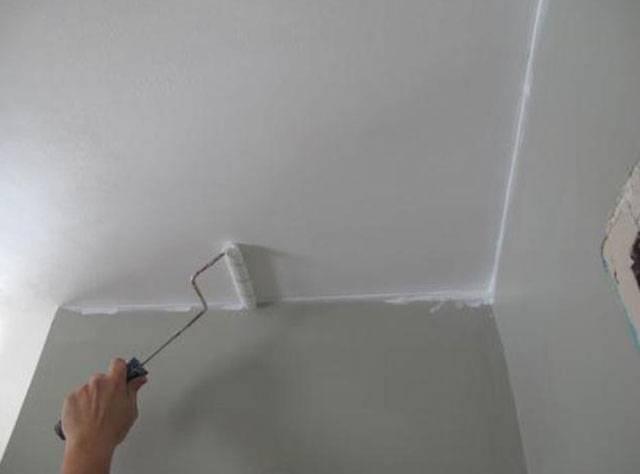 Как сделать потолок в коридоре
