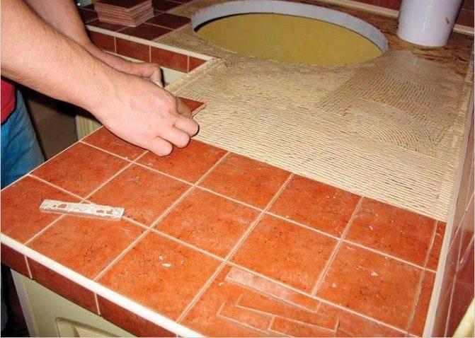 Как резать плитку ручным плиткорезом или болгаркой — подробное руководство
