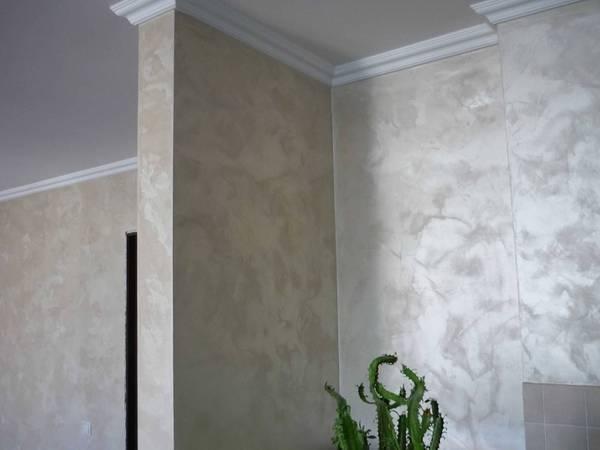 Венецианская штукатурка для внутренней отделки стен – что это за материал, плюсы и минусы, основные виды