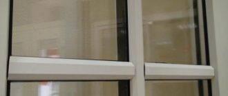Пластиковые окна с переплетом — недорогие и привлекательные конструкции