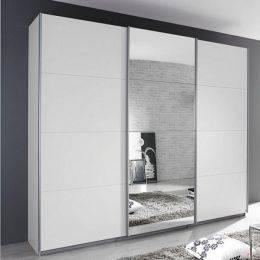 Шкаф с зеркалом - основные характеристики и особенности дизайна (105 фото)
