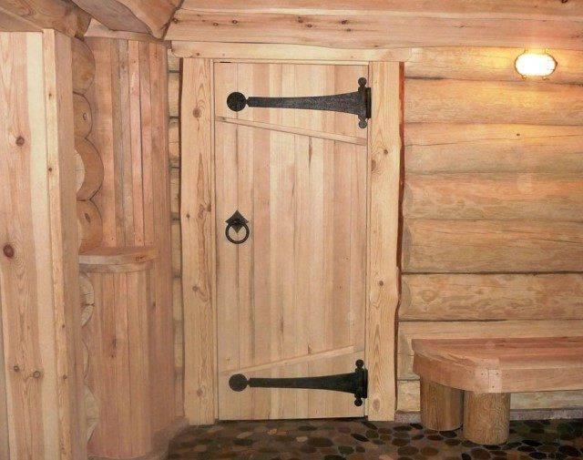 Двери из фанеры своими руками