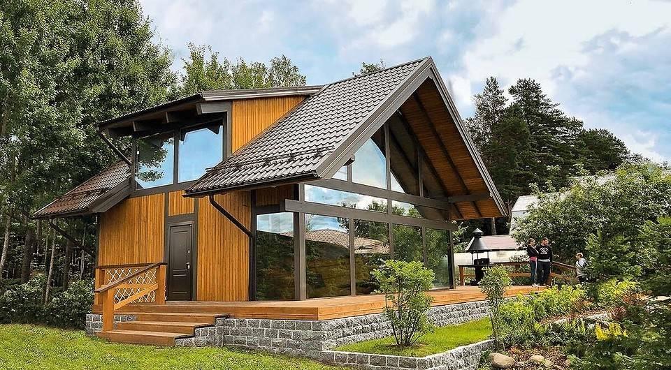 Фахверковые дома: что это такое, технология строительства