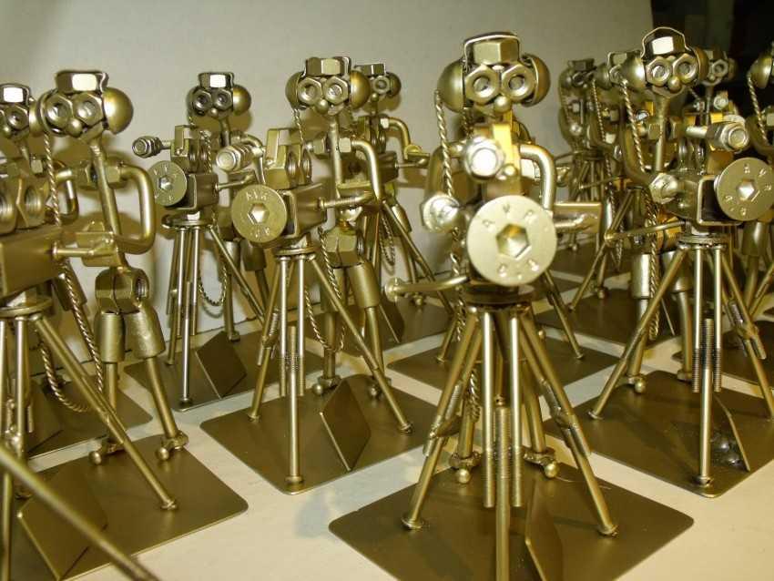 Поделки из металла: 90 фото вариантов изготовления металлических изделий