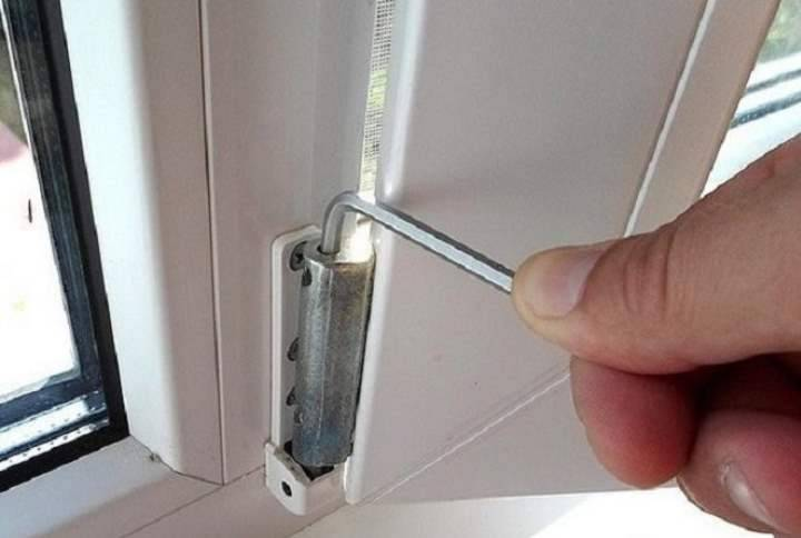 Регулировка пластиковых окон и дверей самостоятельно: инструкция