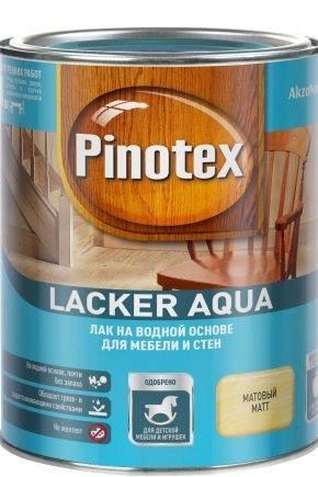 Акриловый лак на водной основе бесцветный и цена дисперсионный для дерева