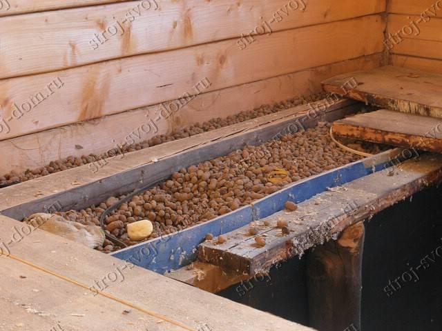 Утепление фундамента деревянного дома — выбор способа и материала