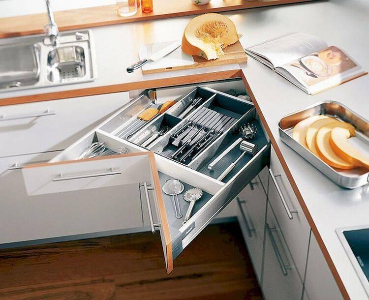 25 способов организовать пространство на кухне правильно
