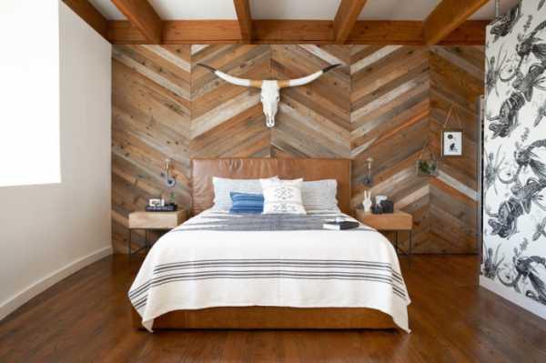 Ламинат на стене - креативные варианты оформления и монтаж ламината (110 фото)