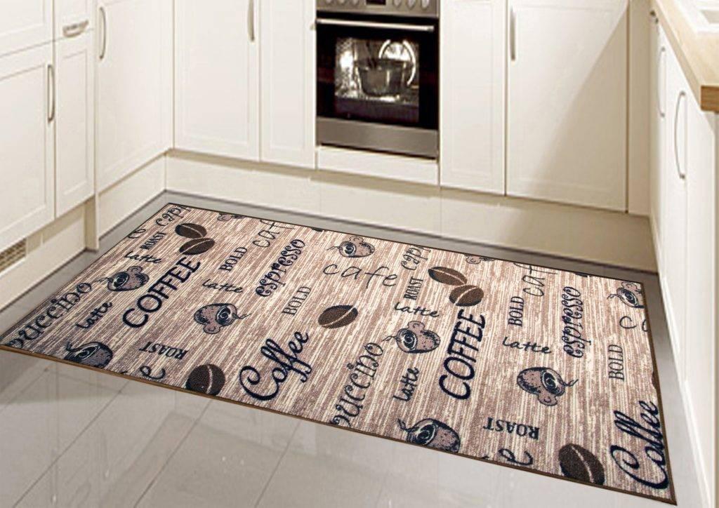 Как выбрать ковер на кухню: материал, форма, дизайн