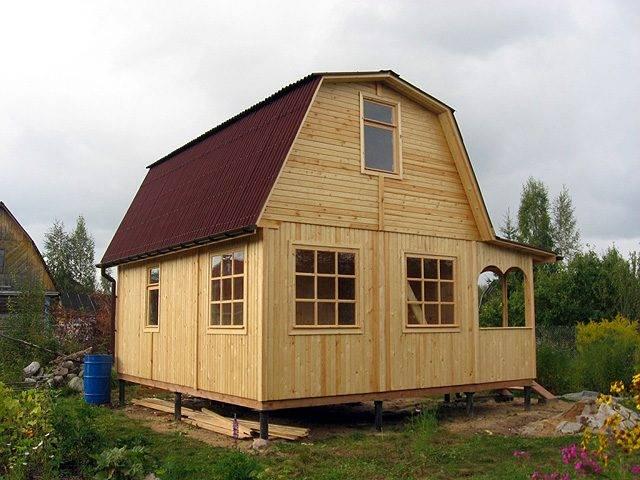 Отделка дома вагонкой. как красиво обшить стены и потолок деревянной доской?