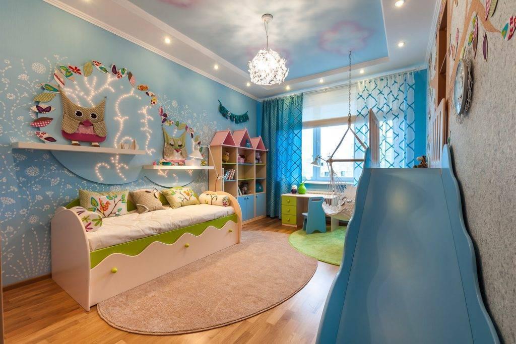 Освещение в детской: варианты с описаниями и фото дизайнами