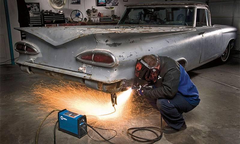 Аппараты для воздушно-плазменной резки металла: обзор моделей