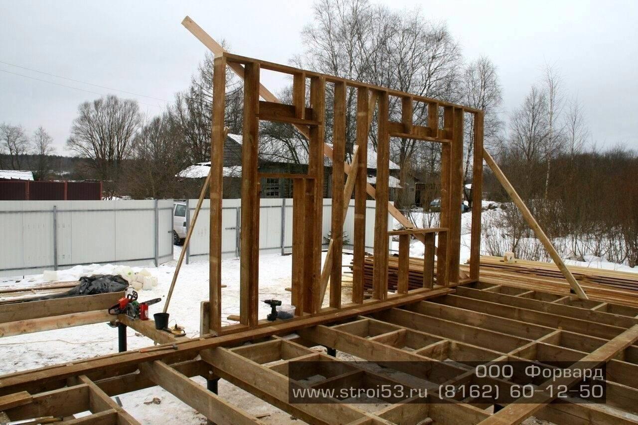 Энергоэффективный дом - проектирование, строительство