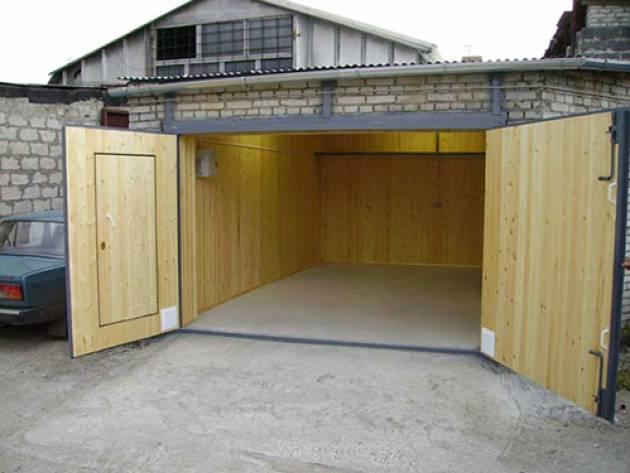 Покраска стен в гараже: варианты, инструменты, этапы работ