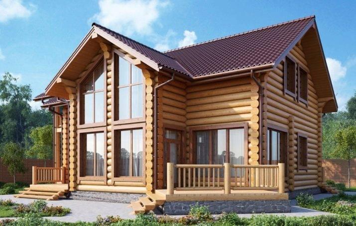 Одноэтажные дома: различные стильные проекты и особенности их постройки (видео и 90 фото)