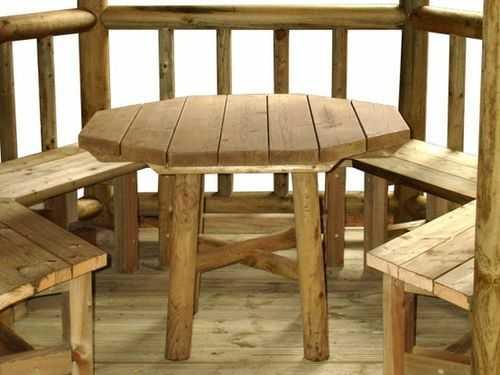 Мебель для беседки своими руками: фото идеи из дерева, ротанга и других материалов