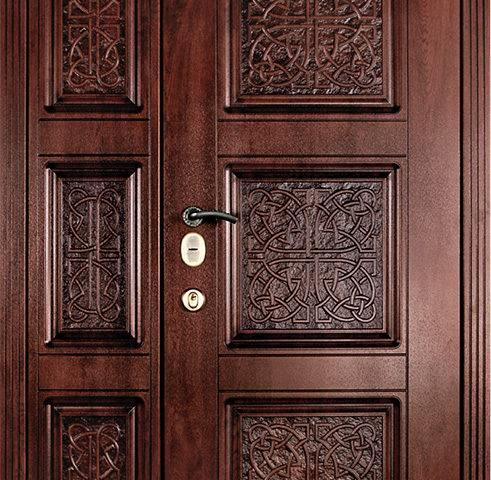 Накладки на двери из мдф: декоративные фрезерованные панели для обшивки, влагостойкая обивка, парадные и межкомнатные варианты облицовки